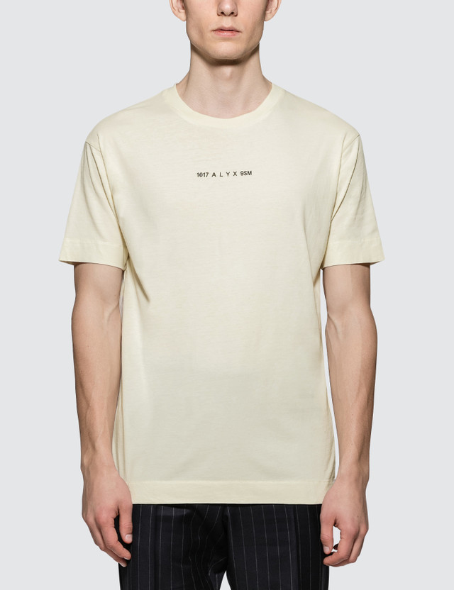 1017 ALYX 9SM Exclusive S/S T-Shirt