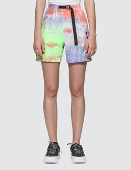 Stussy Ridge Tie Dye Cargo Hiking Short