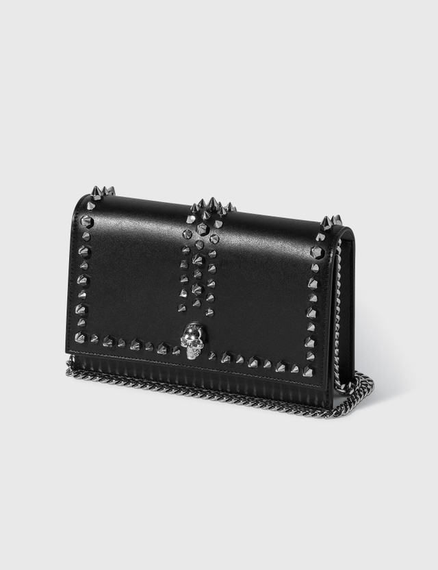 Alexander McQueen Small Skull Bag Black Women