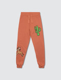 Mini Rodini Donkey Cactus Sweatpants Picture