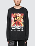 10.Deep Deep Inside L/S  T-Shirt Picture