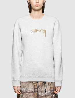Stussy Smooth Stock Sweatshirt