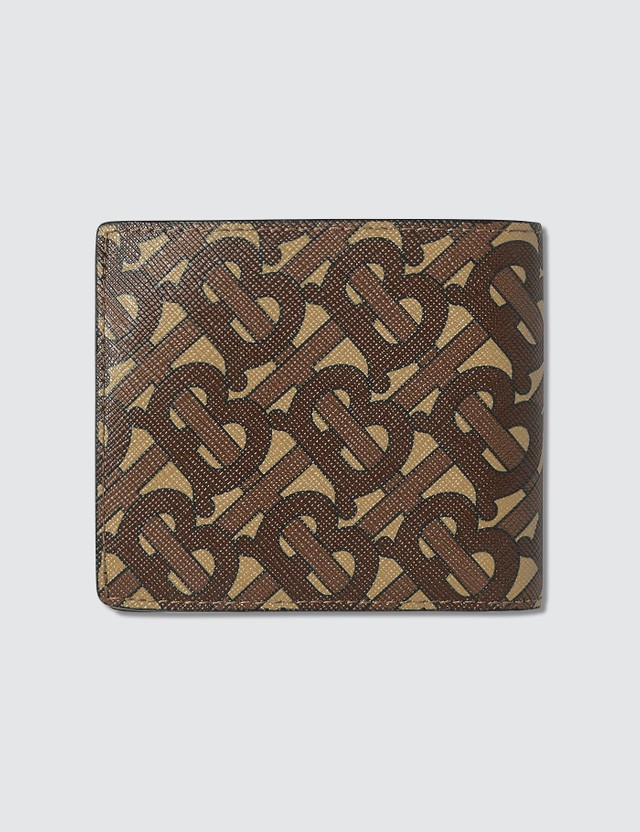 Burberry TB Monogram Bifold Wallet