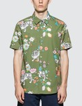 RIPNDIP Blooming Nerm S/S Button Up Shirt Picture