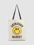 Chinatown Market Diagram Tote Bag (Black Handle) Picutre