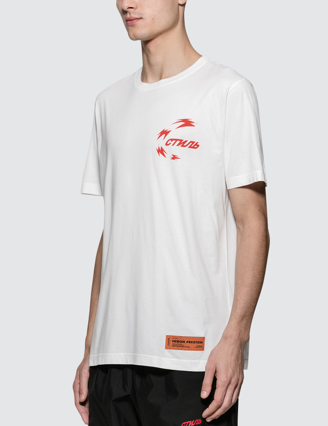 Heron Preston Herons Chinese T-Shirt