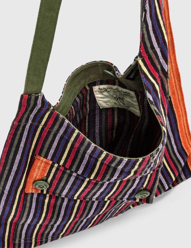 Maharishi Embroidered Mil Yard Monk Bag Multi Men