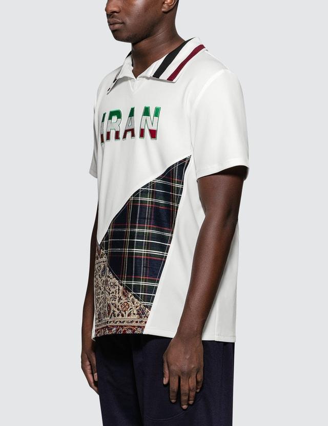 Paria Farzaneh Footballer Jersey Polo