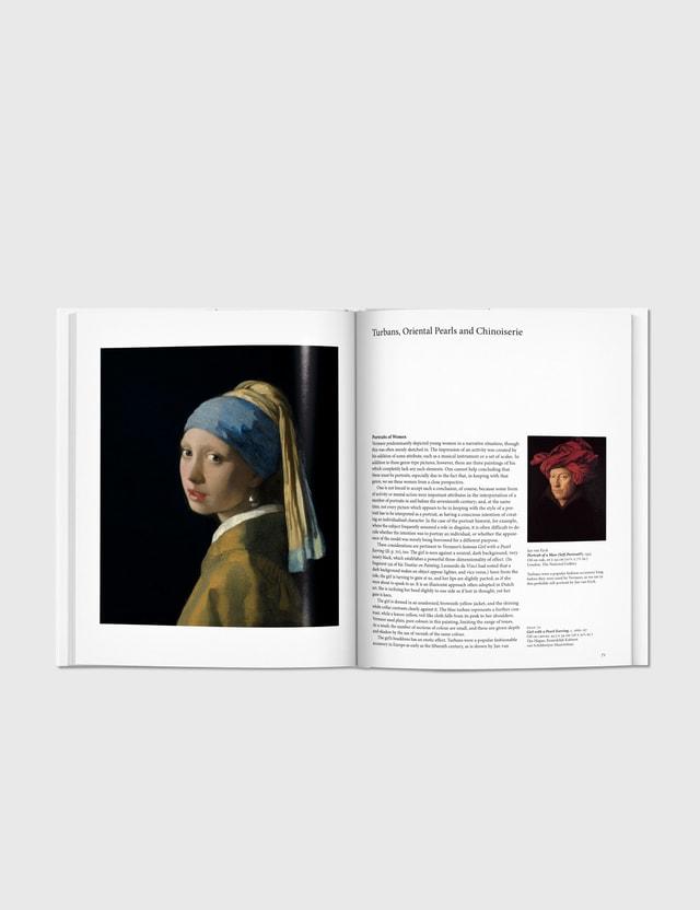 Taschen Vermeer White Unisex