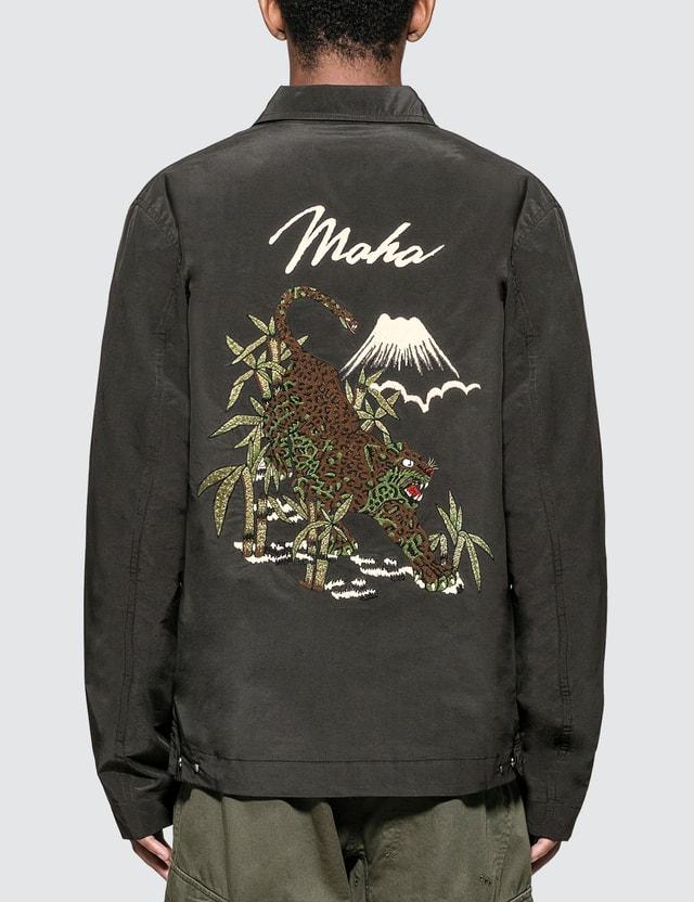 Maharishi Leopard Tour Jacket