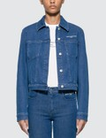 Stella McCartney Cropped Denim Jacket 사진