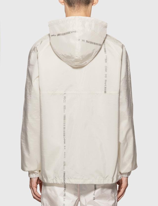 KANGHYUK Readymade Airbag Wind Breaker Off White Men