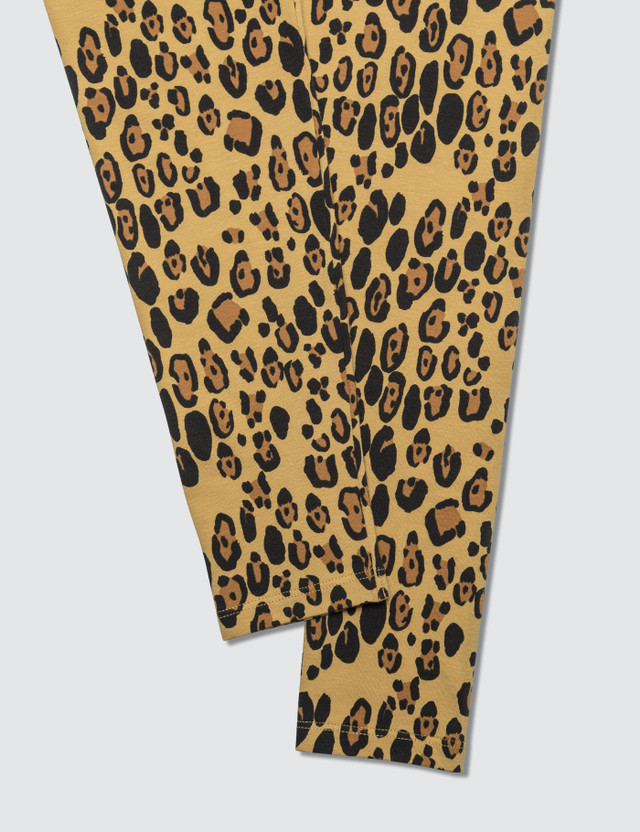 Mini Rodini Leopard Leggings