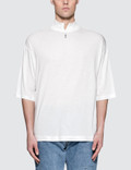 Sasquatchfabrix. Stand Collar S/S T-Shirt Picture