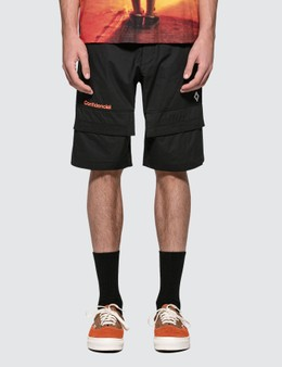 Marcelo Burlon Confidencial Shorts