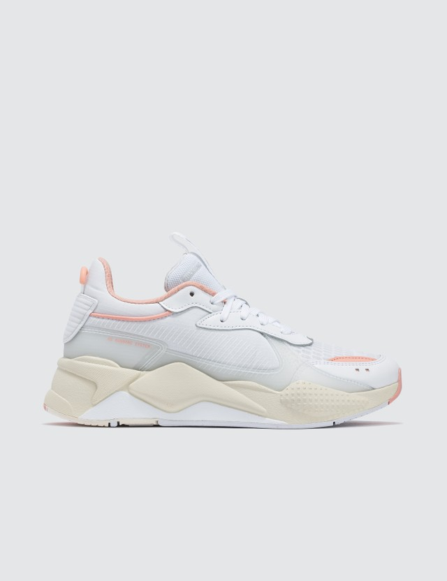 Puma RS-X Tech Puma White-peach Bud Women