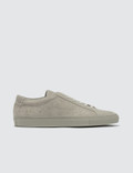 Common Projects Original Achilles Low Suede Picture