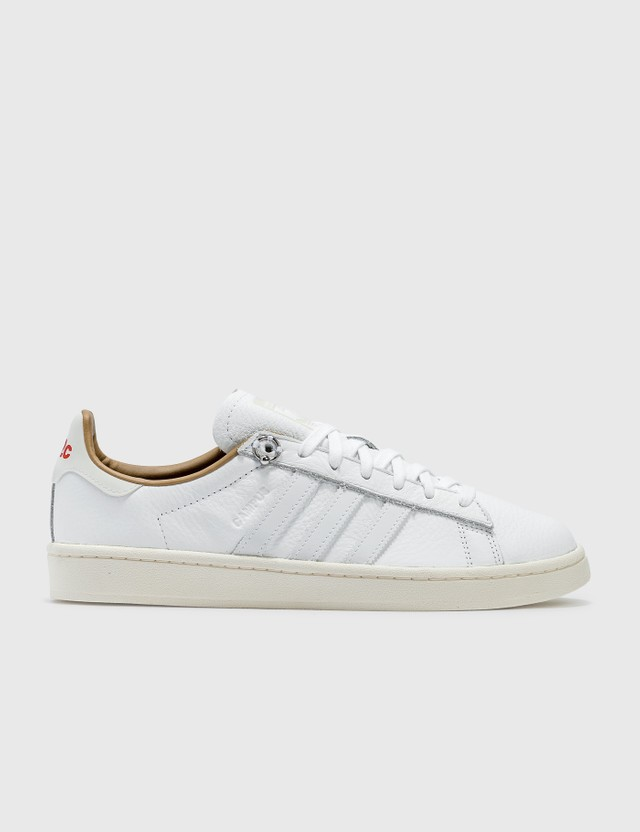 Adidas Originals 032C x Adidas Consortium Campus Prince Albert White Men