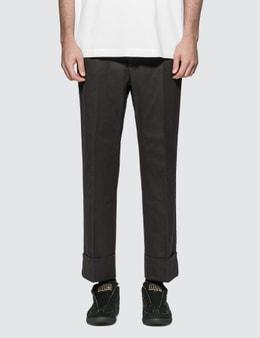 Maison Margiela Garment Dye Carpenter Fit Pants