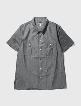 Mastermind Japan Mastermind Japan Timeless Short Sleeve Shirt