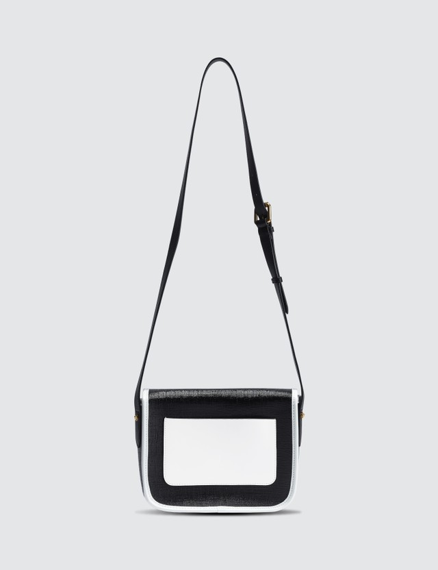 Versace 90s Vintage Logo Cross Body Bag
