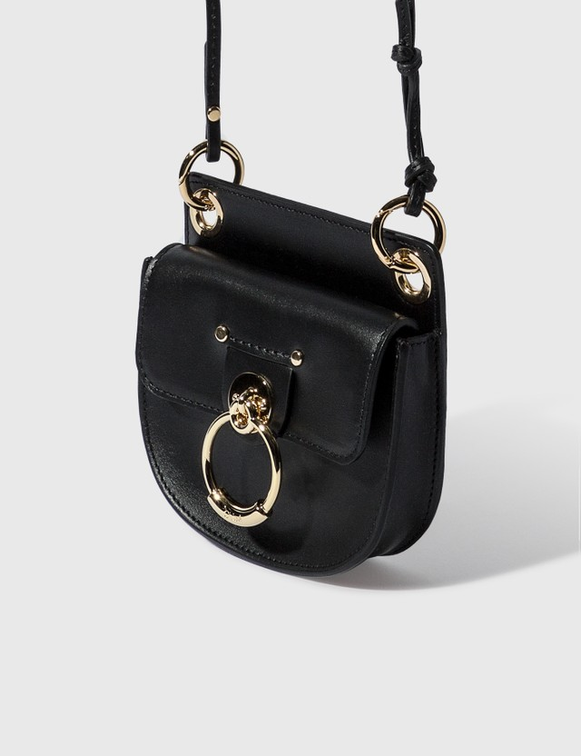 Chloé Mini Tess Bag Black Women