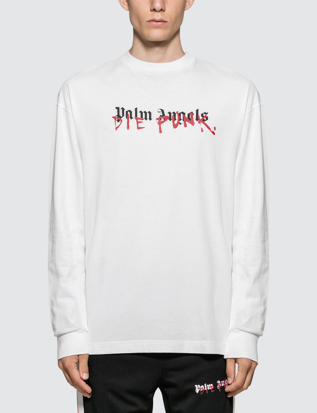 Palm Angels Pc Die Punk L/S T-Shirt