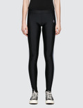 Marcelo Burlon Cross Tape Leggings Picutre