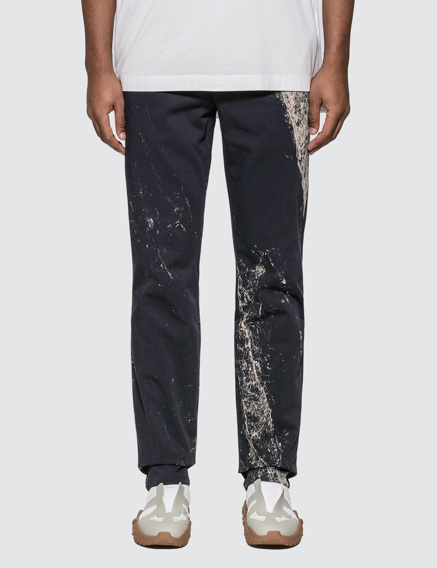 Paint Splatter Trousers