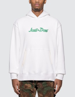 Just Don Just Don Logo Hoodie