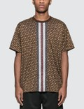 Burberry Munley Monogram Printed T-Shirt Picture