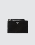 Prada Nylon And Leather Small Pouch Picture