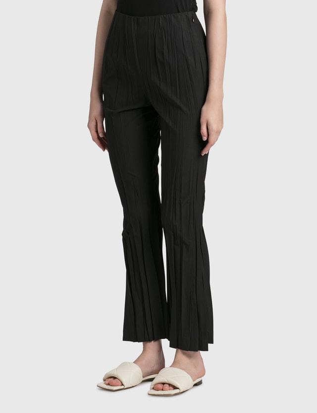 Enföld Pleated Pants Black Women