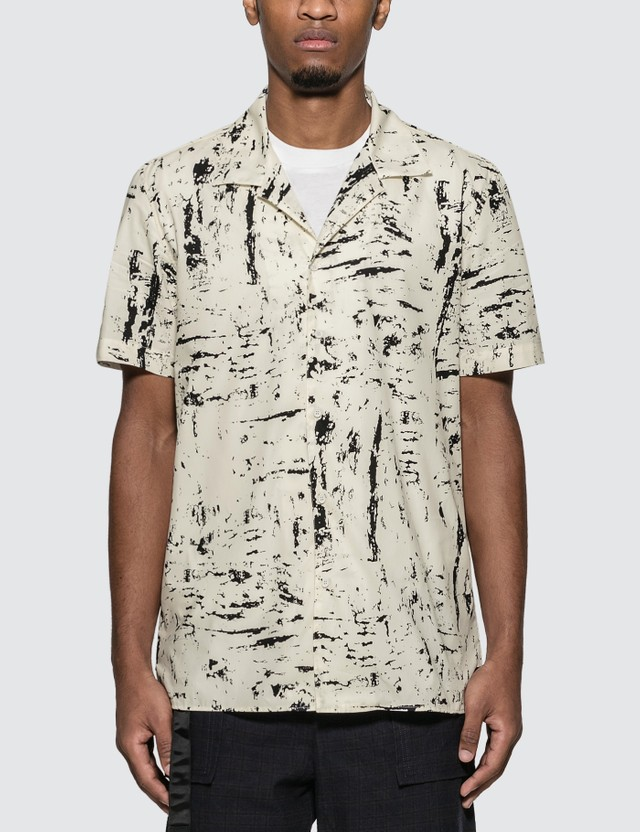 Bottega Veneta Graphic Shirt