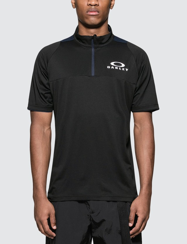 Oakley Functional Mock Neck Top