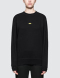 Sacai x Fragment Design Sacai Box Logo Sweatshirt Picture