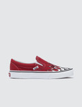 Vans Checker Flame Classic Slip-on Picture