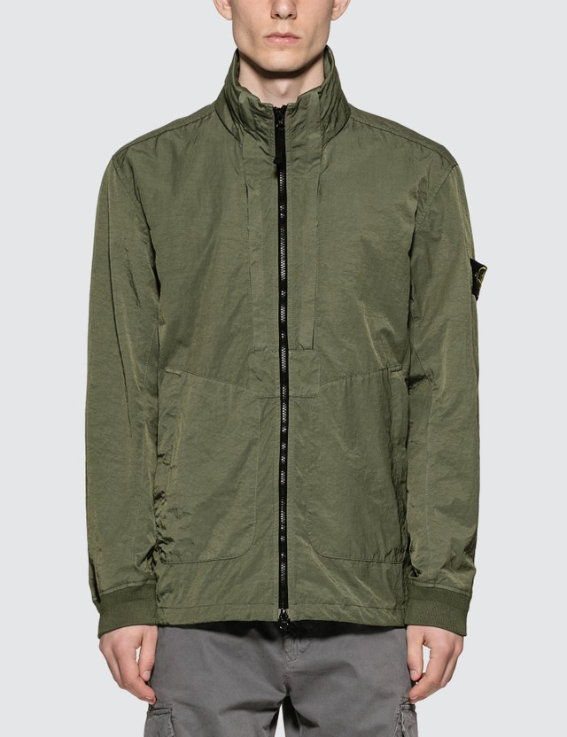 Tightly Woven Nylon Twill-TC Jacket