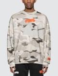 Heron Preston Camouflage Print Sweatshirt Picutre