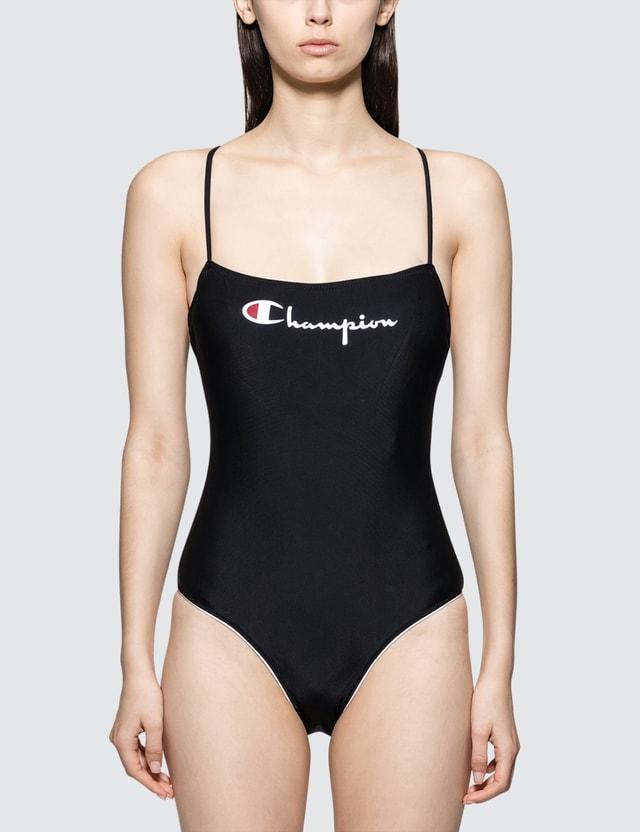 Champion Reverse Weave Swimming Suit
