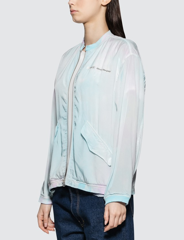 MM6 Maison Margiela Woven Dyed Jacket