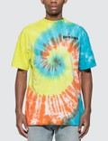 Palm Angels Tie Dye New Basic T-Shirt Picture
