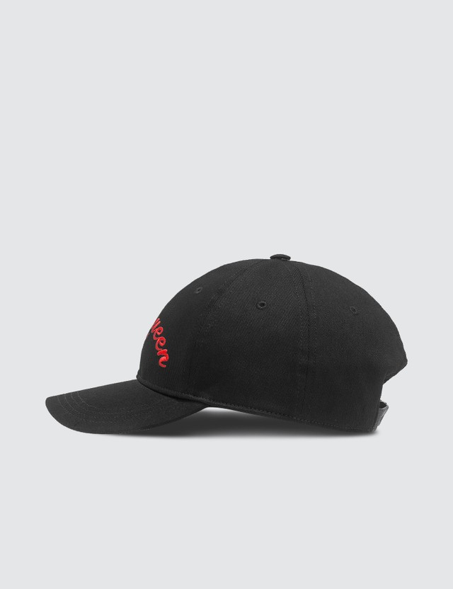 Alexander McQueen Logo Embroidered Cotton Cap