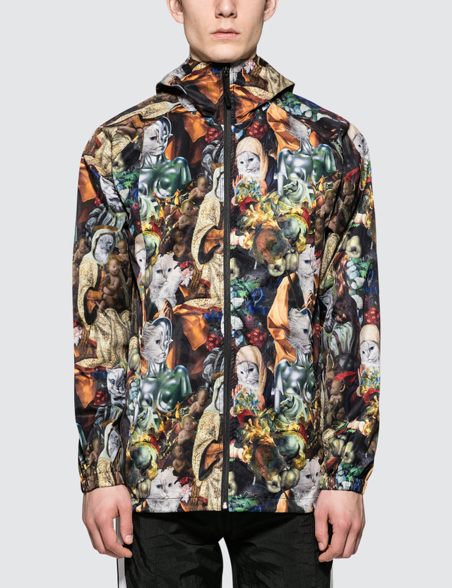 RIPNDIP Nermaissance Hooded Anorak Jacket