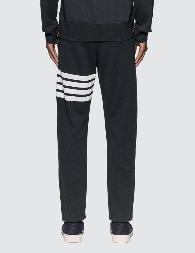 Thom Browne Engineered Stripe Classic Sweatpants
