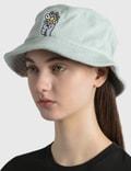 RIPNDIP She Loves Me Not Sherpa Bucket Hat Green Women