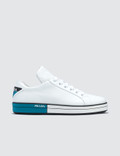 Prada Logo Leather Sneakers Picture