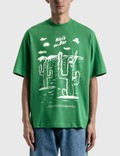 Acne Studios Extorr Bar Print T-shirt Picture