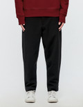 Ami Elasticized Waist Carrot Fit Trousers Picture