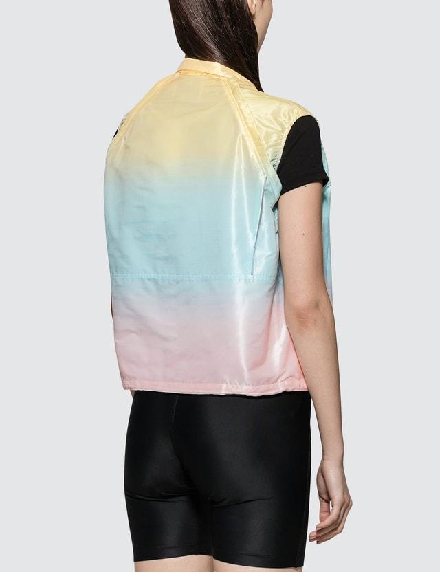 Marine Serre Moire Tie-dye Tracksuit Jacket Degrade Women